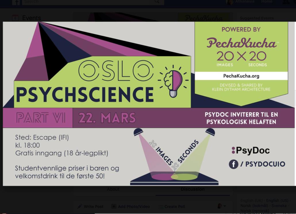 Oslo PsychScience 2018